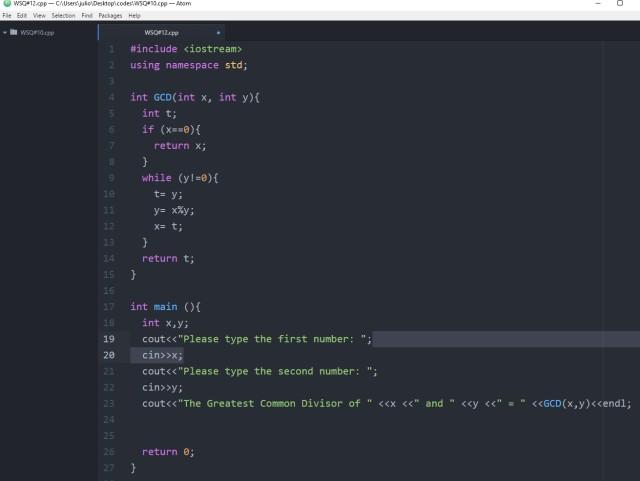 wsq12 code
