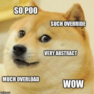 Overloading vs. Overriding