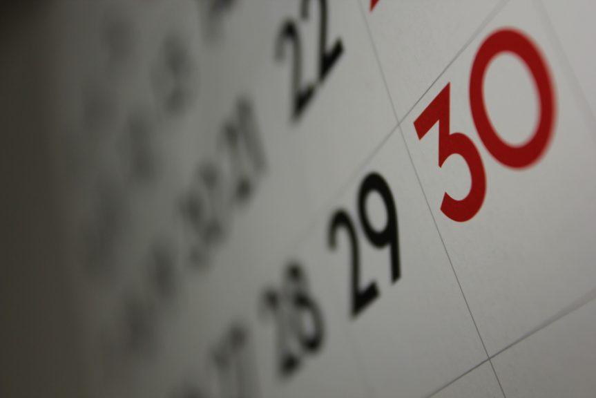 Week 05 – Scheduling