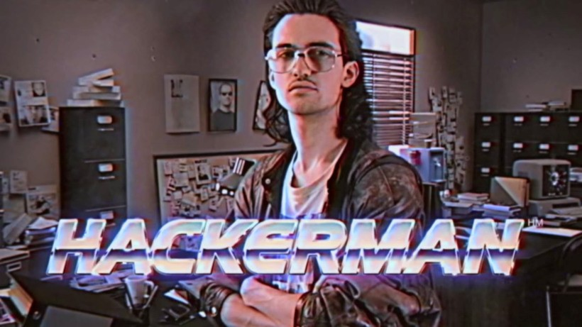 ¿MR. Robot == Hackerman?