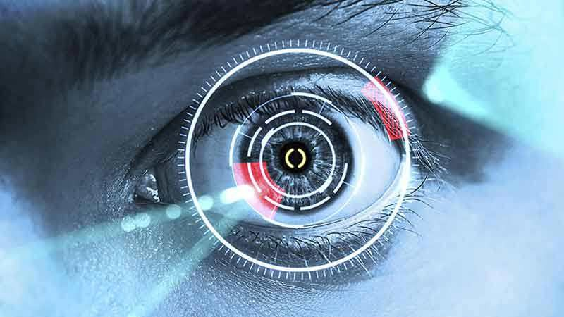 Resultado de imagen para escaner retina