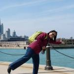 Yolanda in Chicago