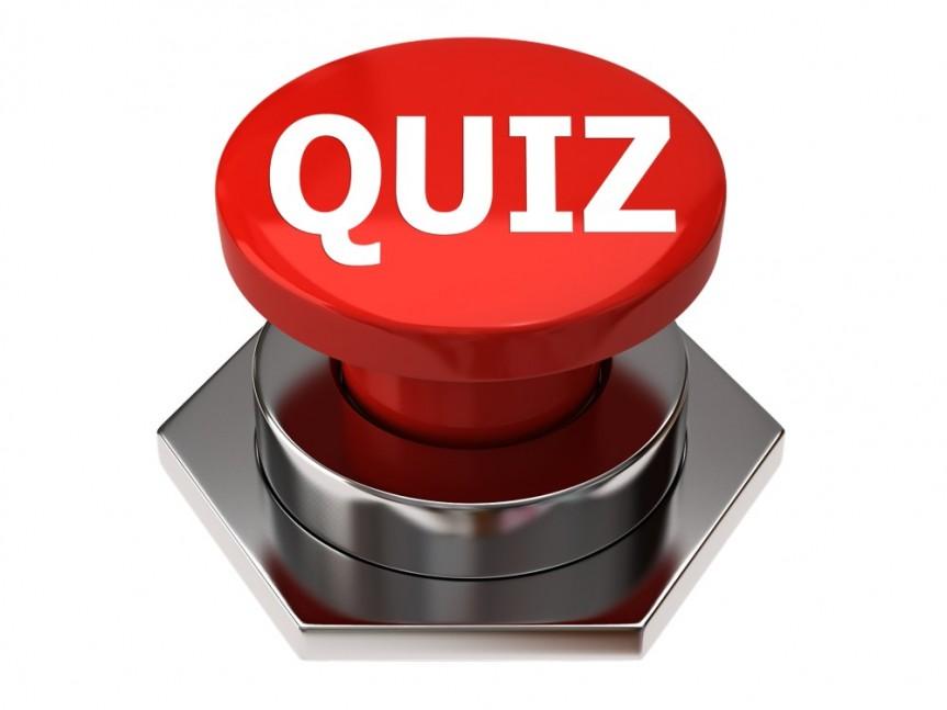 Quiz (C++)