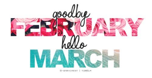 Hello march ♣