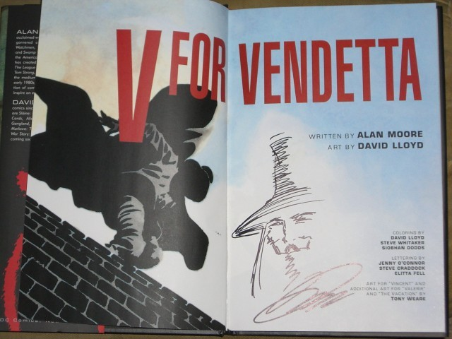V de Vendetta,… Verificación y Validación