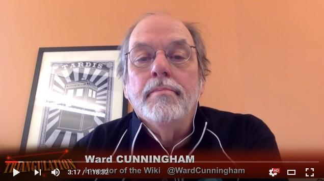 WSQ12 Ward Cunningham