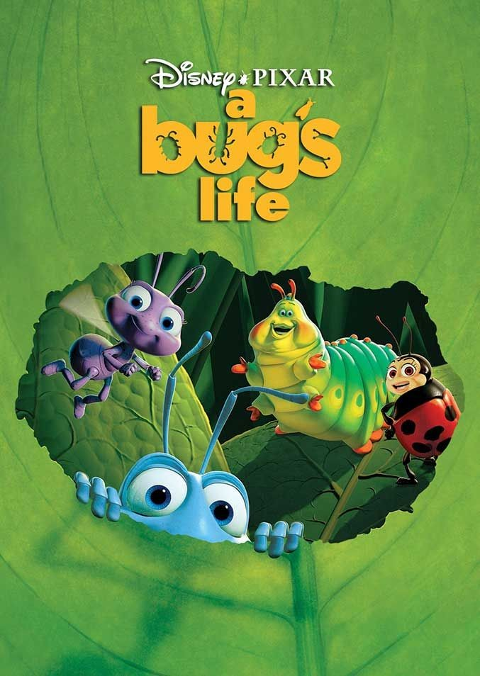 Secret Life of Bugs (Individual)