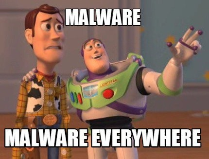 What if the universe is an OS and we´re all malware?